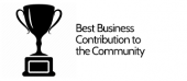 best business contribution award